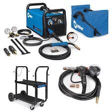 Miller Millermatic 211 Mig Welder Spoolmate 150 Amp Accessories 907614