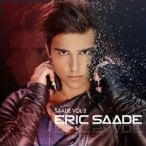 "Eric Saade - ""Saade Vol 2"" - CD Album - 2011"