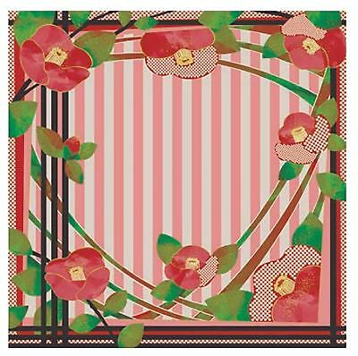FUROSHIKI Japanese Wrapping Cloth Cotton Fabric MADE IN JAPAN 118cm Summer Moon