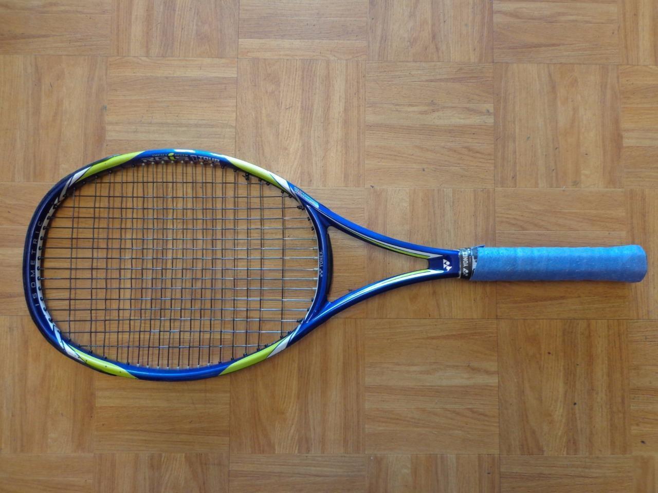 Yonex RQIS 1 TOUR XL 95 Head HG 4 1 4 grip raquette de tennis