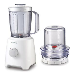 Kenwood-BLP302WH-Blend-X-1-6L-Table-Top-Blender-450W-with-Multi-Mill-Attachment