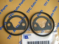 2 Chevy Gmc 4.3 Engine Oil Filter Adapter Gasket Kit Genuine Gm