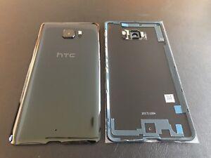 Original-Akkudeckel-Backcover-HTC-U-Ultra-schwarz-black-Neu-smartfix24com