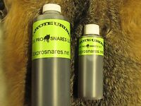 Coyote Urine 100% Pure Quality Coyote Urine Trapping, Traps, Snares Sale