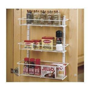 tiered spice racks for kitchen cabinets cabinet mount spice rack 3 tier organizer wire holder 9463