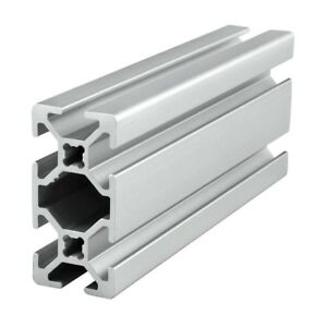 80-20-Inc-Metric-20mm-x-40mm-T-Slot-Aluminum-20-Series-20-2040-x-455mm-N