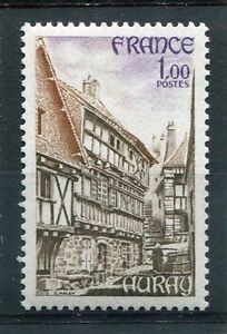 France 1979, Timbre 2041, Auray, Morbihan, Neuf**
