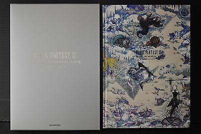 JAPAN Final Fantasy XI Official Memorial Book ~Kioku no Utaibito~