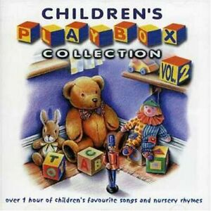 Various-Artists-Childrens-Playbox-Collection-CD-1999