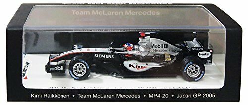 New  McLaren MP4-20 2005 Japan GP Winner  9 Kimi Raikkonen VMM1376 Spark F S