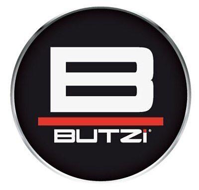 Butzi Chrome Plated Anti Theft Locking Wheel Bolts /& 2 Keys for Vauxhall Astra