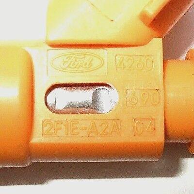 x1 Unit Genuine OEM Refurb Fuel Injector \2002/_2003\ Ford Taurus 3.0L V6 Denso