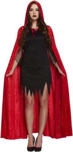 Cape à capuche manteau Halloween Vampire Halloween Costume Robe fantaisie capuche Pagan