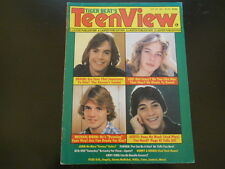 Donny & Marie, Bay City Rollers -Tiger Beat's Teen View Magazine 1978