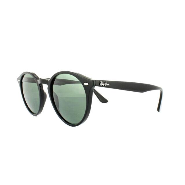 abb017b750 Ray-Ban Sunglasses 2180 601 71 Black Green 51mm for sale online