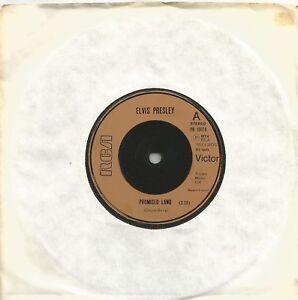 Elvis-Presley-Promised-Land-original-1974-7-inch-vinyl-single