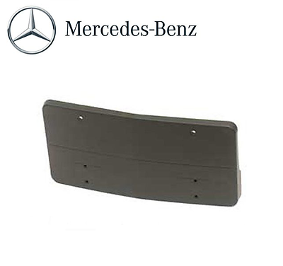 Mercedes Genuine W209 CLK320 CLK500 License Plate Base Front 209 885 04 81 NEW