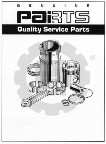PAI # 692000 Ref.# 23523930 Lot of 6 Exhaust Valve Seals for Detroit Diesel S60