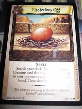HARRY POTTER TRADING CARD GAME TCG BASIC MYSTERIOUS EGG 57/116 UNCO ENGLISH MINT