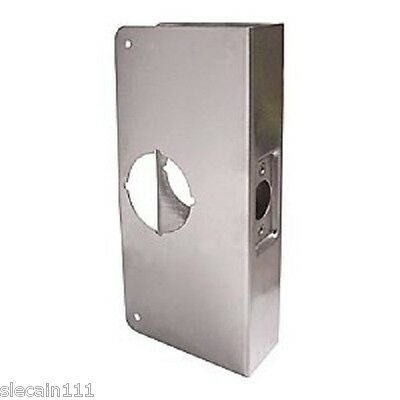 Don-Jo 2-10B-CW Oil Rubbed Bronze Door Wrap-Around for Cylindrical Door Locks with 2-1//8 Hole