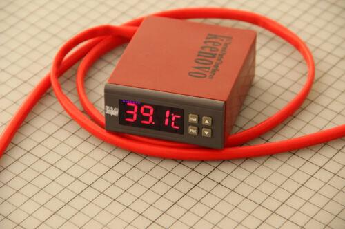 KEENOVO All-Purpose Digital Thermostat Controller Box 30A w// Range of 30C~300C