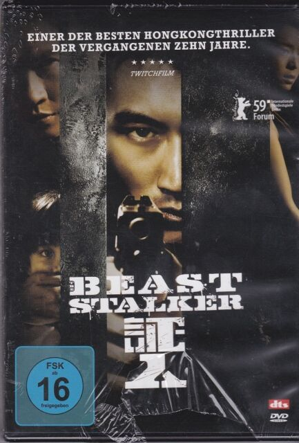 Beast Stalker OVP & NEU DVD (EAN 4020628956134)