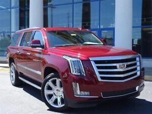 2017 Cadillac Escalade ESV Platinum AWD