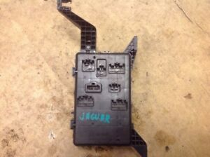 Jaguar X Type Fuse Box on