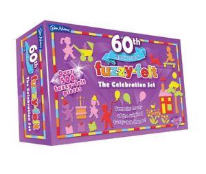John-Adams-Fuzzy-felt-60th-Anniversary-Celebration-Set-Creative-Toy-Kit-For-Kids