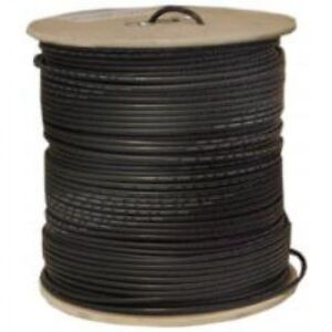De S About 100ft Cat6e Outdoor Underground Burial Cable Wire Waterproof Uv Thick 23 Awg