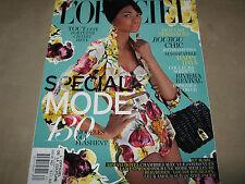 NEW! L'OFFICIEL PARIS De La Couture Issue No 962 Fevrier February 2012