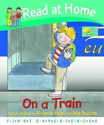 """AS NEW"" On a Train (Read at Home: First Experiences), Young, Annemarie, Hunt, R"