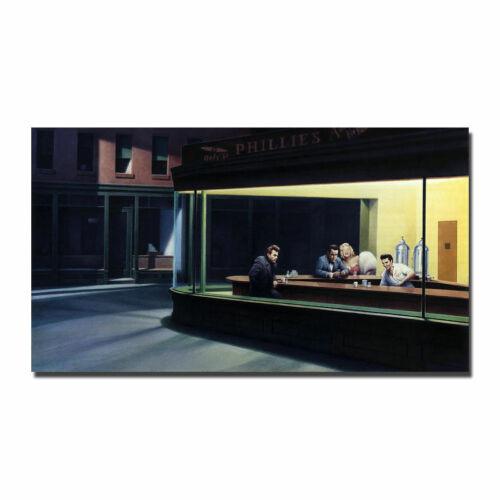 W352 Art Boulevard Of Broken Dreams Poster 20x30 24x36