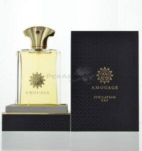 Amouage Jubilation Xxv For Men Eau De Parfum 3.4 OZ 100 ML Spray For ... 8de5d2bd4d56e