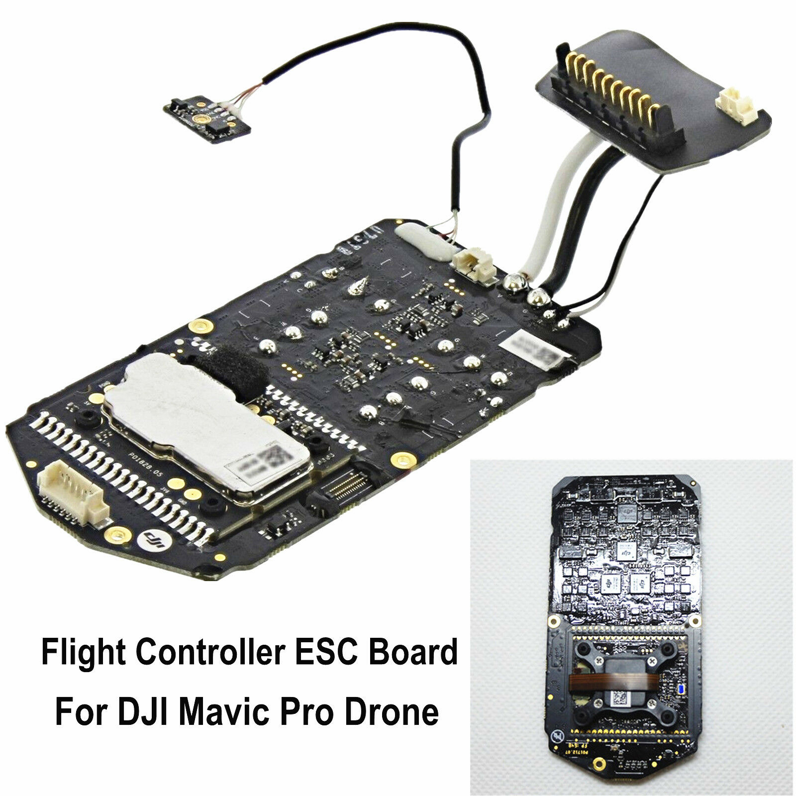 For DJI  Mavic Pro Drone - nuovo volo Controller ESC, energia tavola & Compass  colorways incredibili