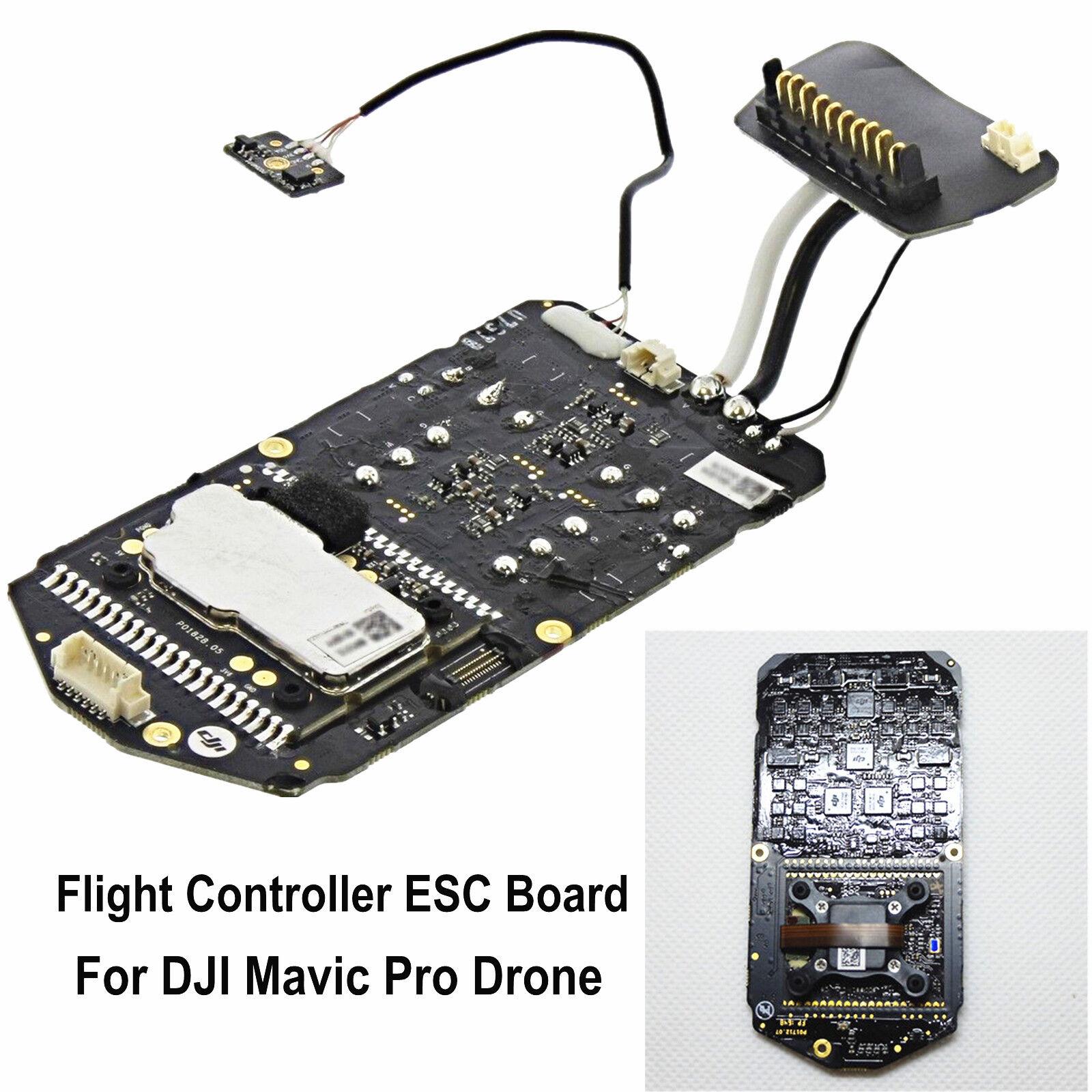 For DJI Mavic Pro Drone - NEW Flight Controller ESC, Power Board & Compass