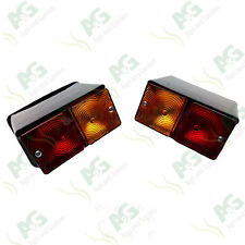 International, Ford Tractor 4000, 4610, 5000 Tractor Rear Light Set LH/RH