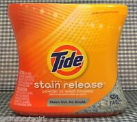 1 Tide Stain Release Powder In Wash Booster Ultra Cincentrated Stains Out14 Oz