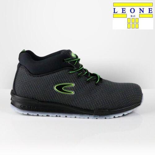 Scarpa antinfortunistica Cofra YOUTH S3 SRC scarpe traspiranti TECHSHELL