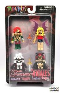 Femme-Fatales-Minimates-Series-1-Box-Set
