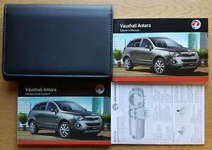genuine vauxhall antara owners manual handbook wallet 2010 2015 pack rh ebay co uk vauxhall antara owners manual 2015 vauxhall antara owners manual 2011