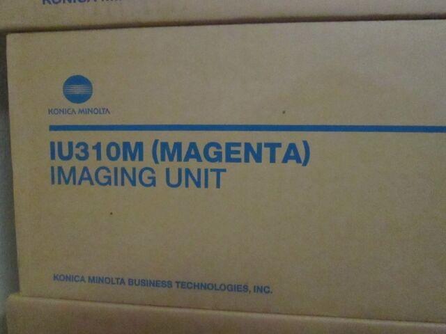 Genuine Konica Minolta MAGENTA IU310M IMAGING UNIT C350 C351 C450 4047-603 G1GM