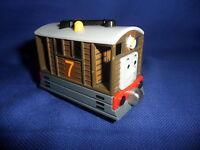 TAKE ALONG THOMAS THE TANK ENGINE TRAINS TAKE N PLAY DIECAST  RARE TOBY