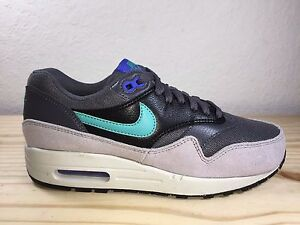 Nike WMNS AIR MAX 1 ESSENTIAL 599820-023 Dark Grey/Hypr Women