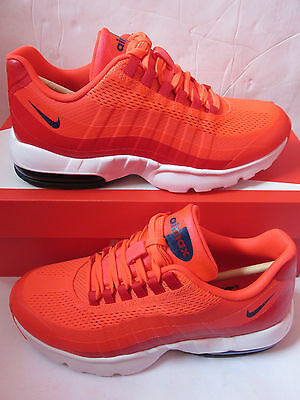 nike womens air max 95 ultra running trainers 749212 600 sneakers shoes | eBay