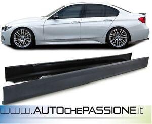 Coppia-Minigonne-BMW-Serie-3-F30-F31-dal-2011-gt-pacchetto-M-ABS