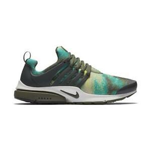 Details about Nike Air Presto GPX Khaki Jade Black Dark Grey MultiColor 848188 003 Men's 10