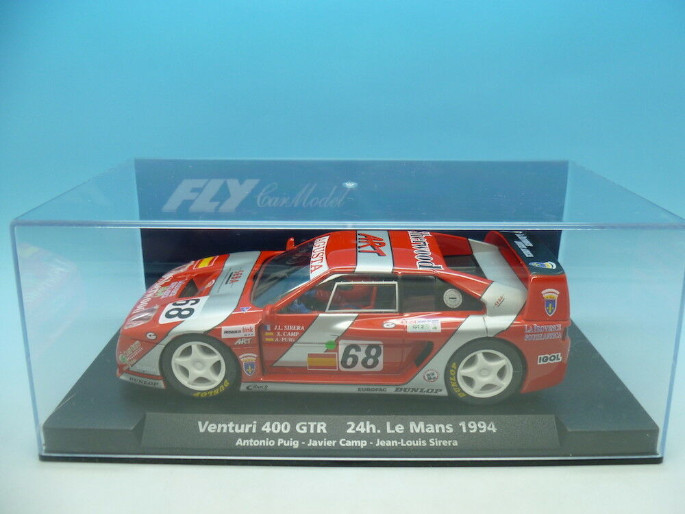 Fly 88272 Venturi 400 GTR 24h Le Mans 1994, mint unused