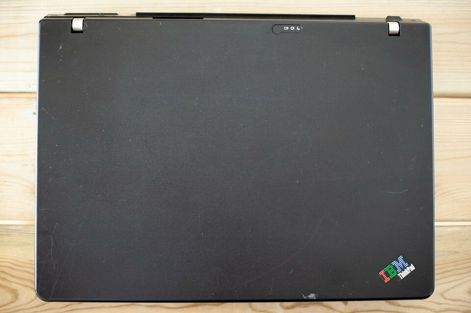 Lenovo IBM ThinkPad Z61, Intel T7600 2.33 GHz, 4 GB ram