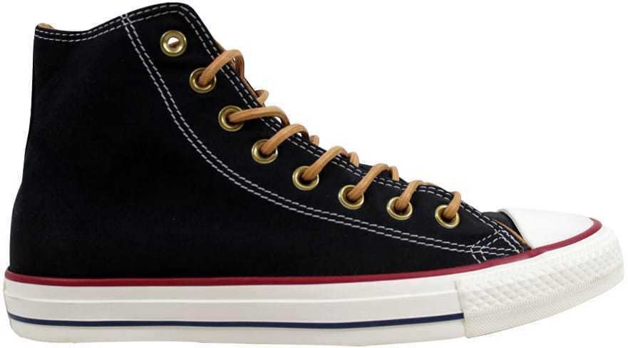 Converse Chuck Taylor All Star Hi Black Biscuit 151142C Men's SZ 7